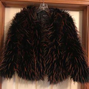 NWT Beautiful Faux Fur Jacket Size S